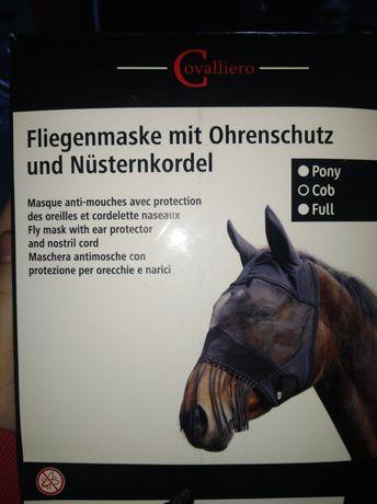 Maska przeciw owadom dla Konia