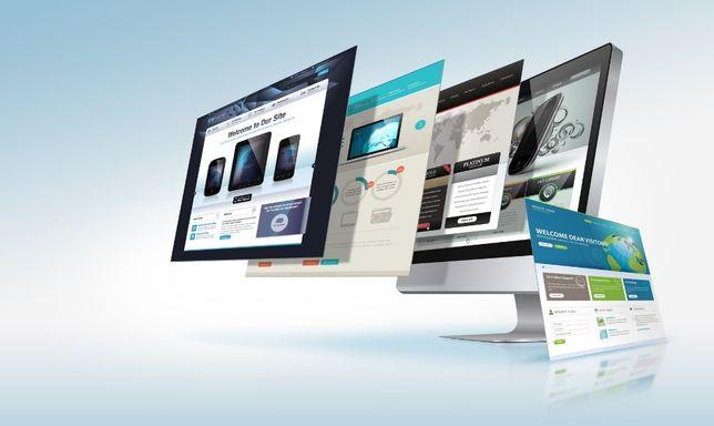 Створення сайту або інтернет-магазину під ключ