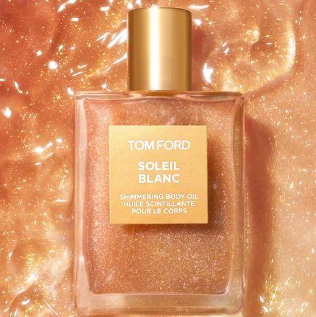 Tom Ford Soleil Blanc Body Oil Масло шиммер для тела 100 ml