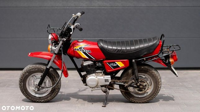 Honda  Honda CY50 / 1977r /motorynka