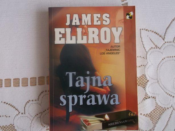 James Ellroy - Tajna sprawa