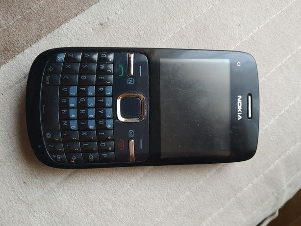 Nokia C 3000 sprawna