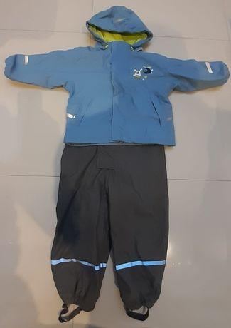 Kombinezon zimowy dziecięcy(spodnie + kurtka) rozmiar 92/98
