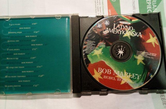 CD Bob Marley rebel reggae