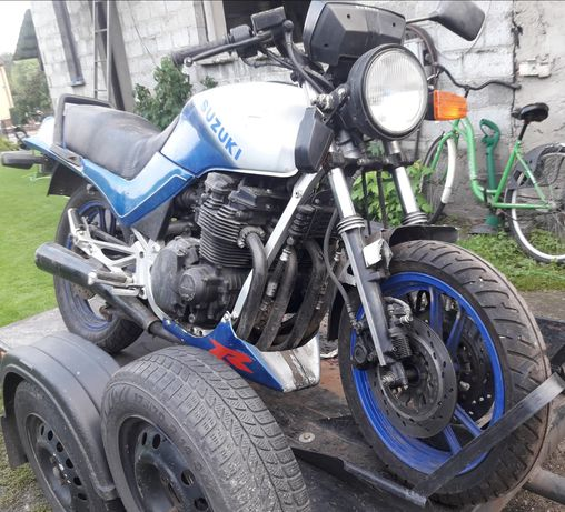 Suzuki gsx550 gs gsx 550 części