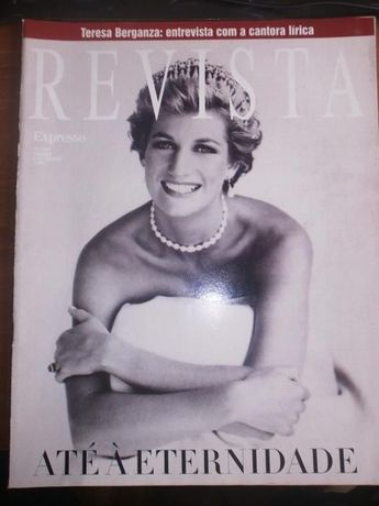 Diana de Gales - 4 Revistas - 1992/1997