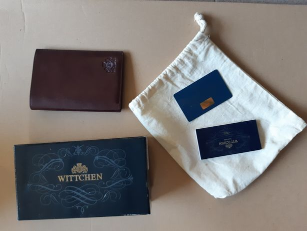 portfel męski wittchen Okazja