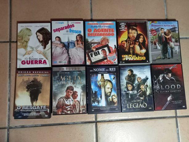 Vários Filmes Dvds