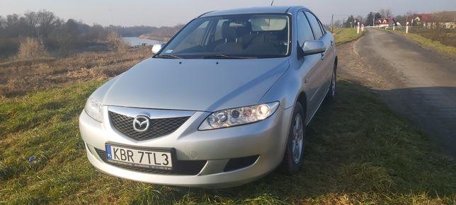 Mazda 6 diesel 2005r 121 Km