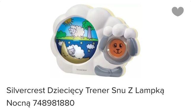 Lampka nocna dla dziecka - trener snu