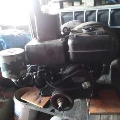 Silnik es 231 rebak ciagnik sam