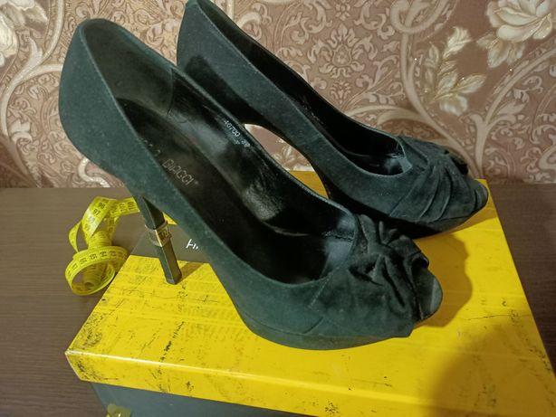 Туфлі замшеві. Antonio Biaggi
