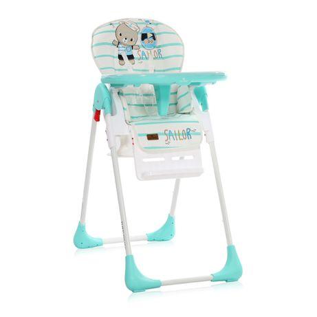 Стул детский для кормления Tutti Frutti Aquamarine Sailor