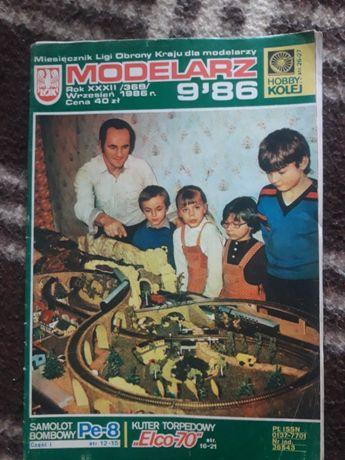 Modelarz 9/1986