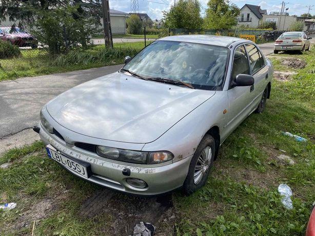 На запчастини Mitsubishi Galant 2.0 е55 миханіка 1993-1996розборка