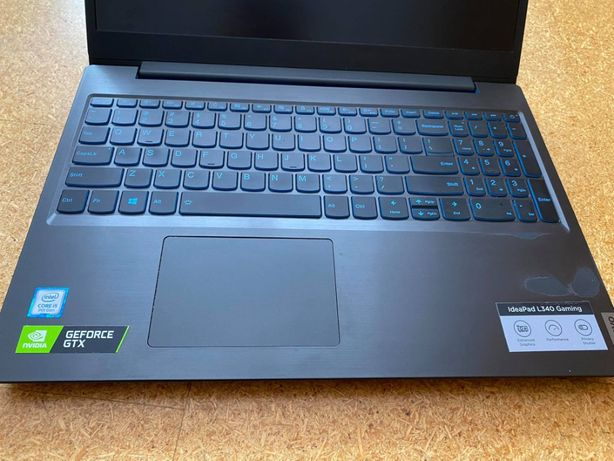 Laptop Lenovo Ideapad L340 Gaming i5-9300H/8GB/256 GTX1650 GWARANCJA