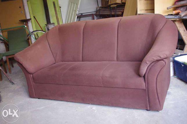 sofa nierozkładana trzyosobowa