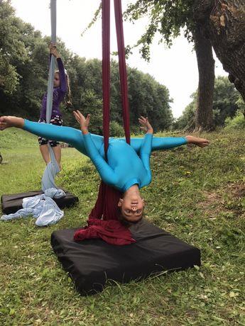 Купальник и лосины для гимнастики и танца