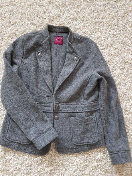 Теплый пиджак - жакет