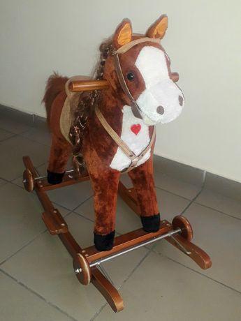 Лошадка качалка. Конь