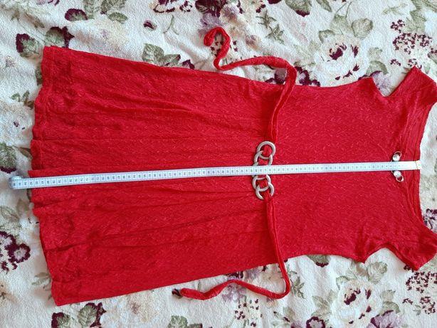 Продам платье! Красное.