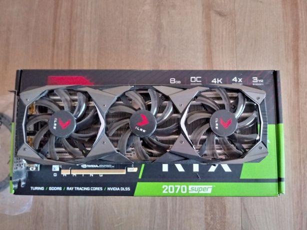 PNY GeForce RTX 2070 super XLR8 TF Gaming OC 8GB GDDR6+kabelHDMI