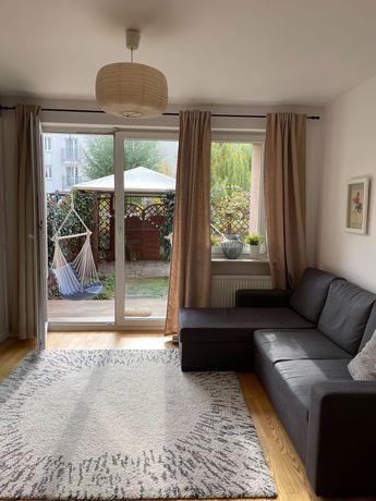 Miłe Mieszkanie 55m2 z ogrodem 60 m2, 2 garaże i piwnica,Skarbka z gór