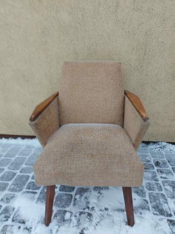 Fotele PRL - 3 sztuki