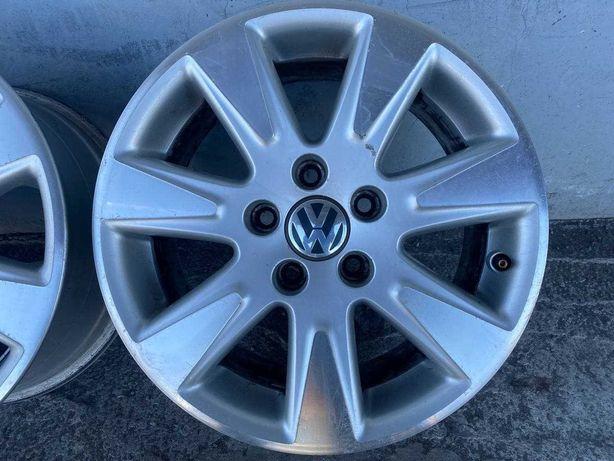 Б/у ДИСКИ ТИТАНИ VW R16 7J , 5*112 ET45 DIA 57.1