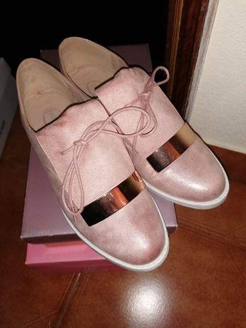 Sapatos número 38