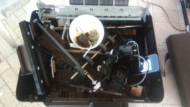 Części do drukarki hp 5510