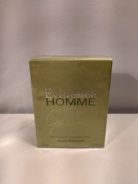 Yves Rocher Evidence Green for Men 75 ml - Unikat