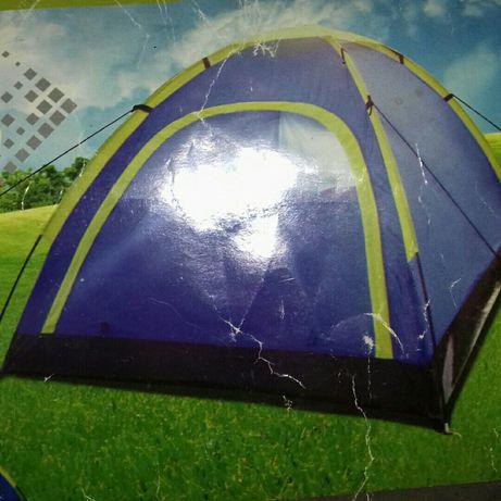Палатка 2-х местная.