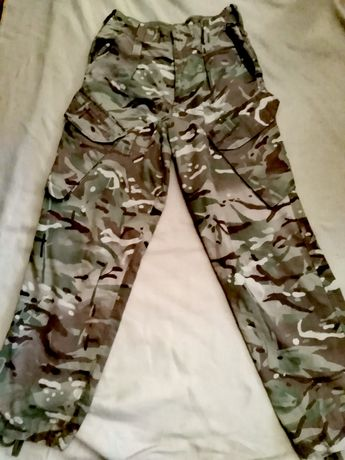 Multicam-Trouser Combat Warm Weather MTP
