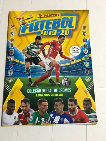 Cromos Futebol 2019-20