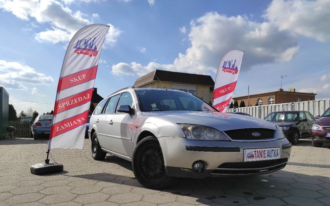 Ford Mondeo Mk3 2.0D // pełna elektryka, klimatyzacja, podlokietnik //