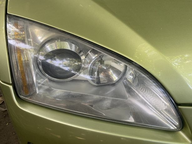 Адаптивные фары ford focus 2 форд фокус 2