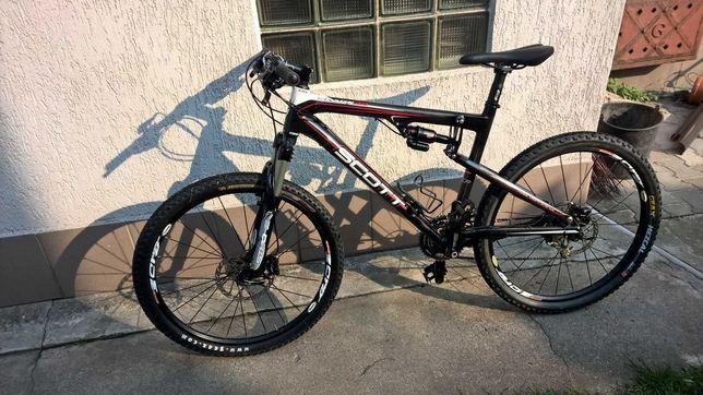 Scott Spark 30 Wzmacniany Carbon SLX