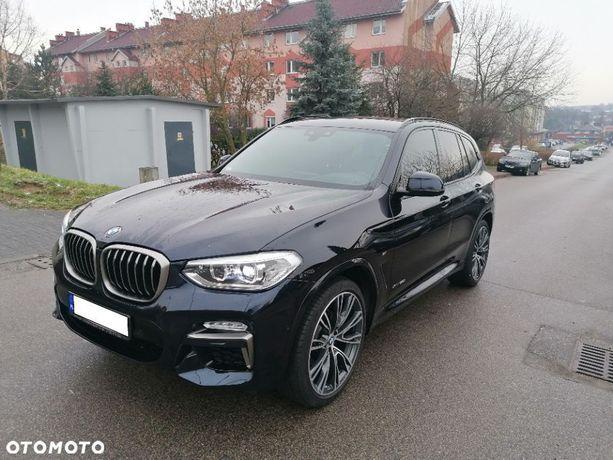 BMW X3 3.0i 252 KM X Drive Nawigacja Skóra Automat Full Led Kamery M Pakiet