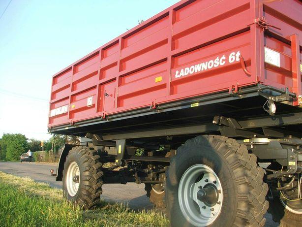Burty nadstawki do przyczep rolniczych PRODUKCJA na wymiar D47 HL 8011