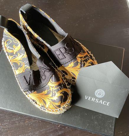 Alpargatas Versace menina