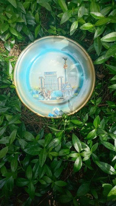 Тарелки сувенирные ,декоративные Киев - изображение 1