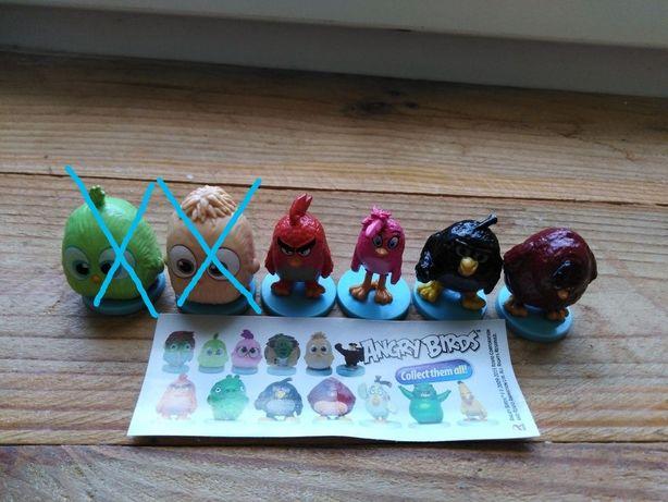 Figurki Angry Birds