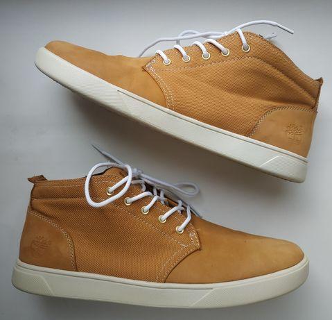 Кроссовки (45) ботинки Timberland ecco