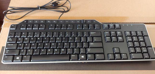 Biznesowa klawiatura multimedialna Dell KB522p [QWERTY)