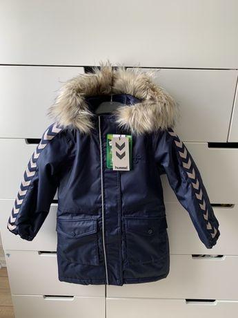 Hummel НОВА парка р 116 та 122 Ilise куртка дитяча