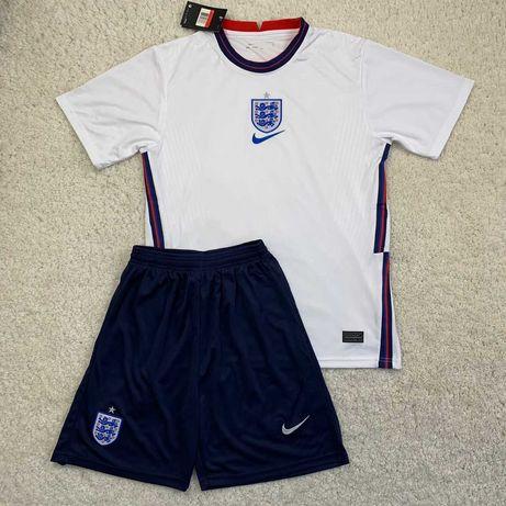 Сборная England Англия футбольная форма 2020-2021
