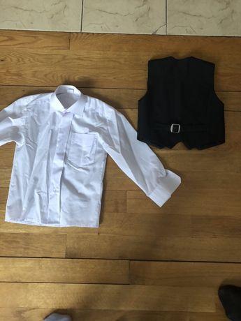 Elegancki czy częściowy garnitur 92 98