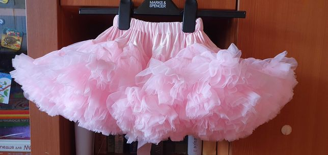 Детский комплект юбка пачка и топик oopsy daisy от 1 года