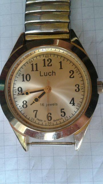 Часы  Luch  экспорт Belarus ном.126.
